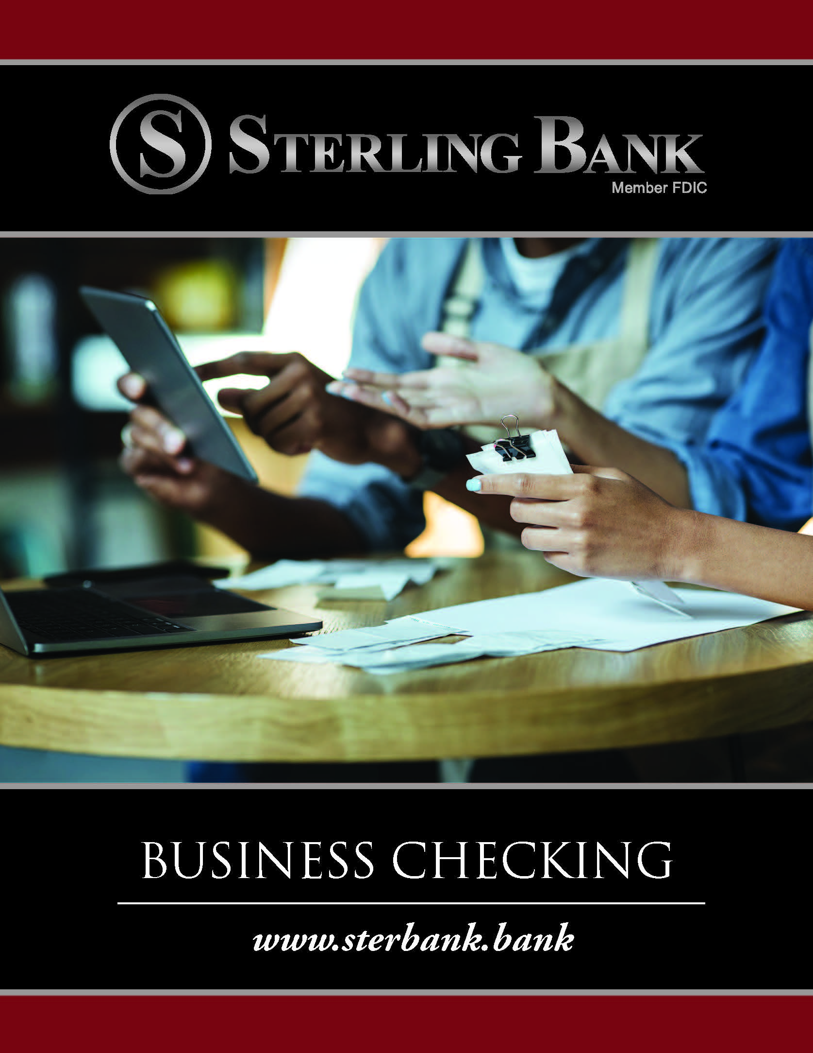 Business Checking Brochure